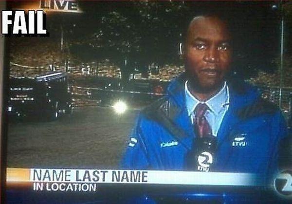 TV News Caption Cockups (34 pics)
