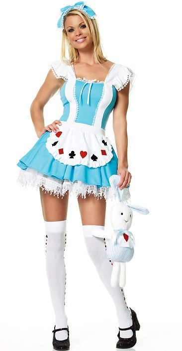 Alice in Wonderland. Sexy Edition (68 pics)