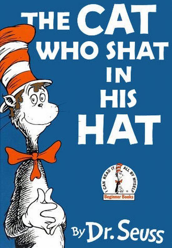 Inappropriate Children's Books (25 pics)
