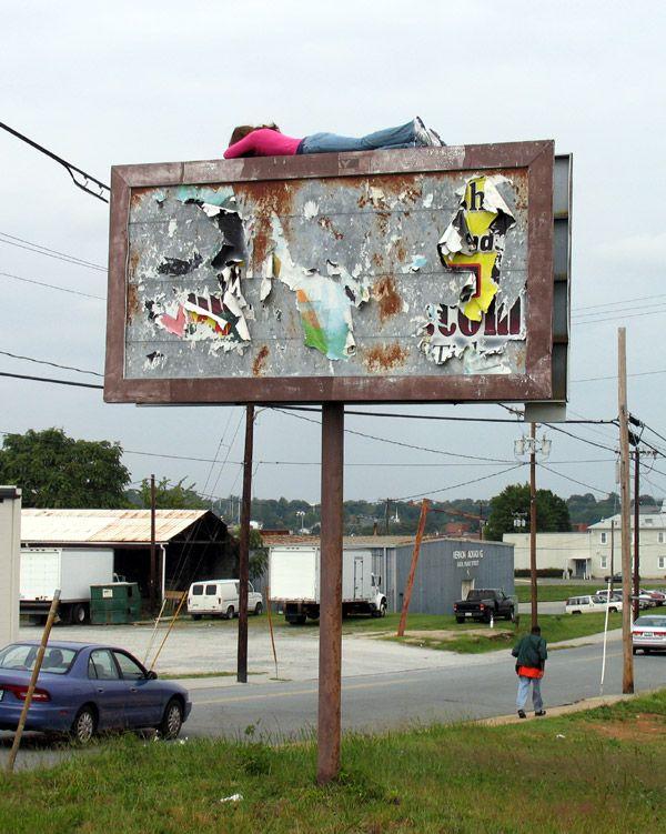 Installations by Mark Jenkins (112 pics)