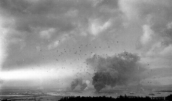 Attack on Pearl Harbor (58 pics)