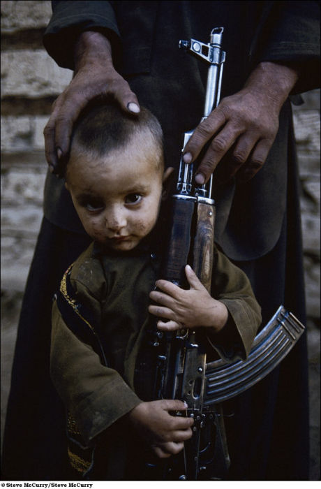 Children Soldiers (19 pics)