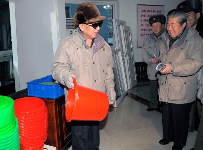 The Life of Kim Jong-il (31 pics)