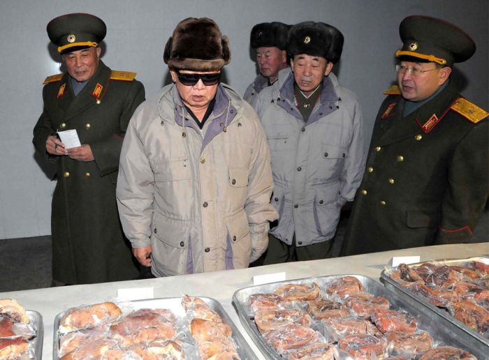 The Life of Kim Jong-il (31 pics)