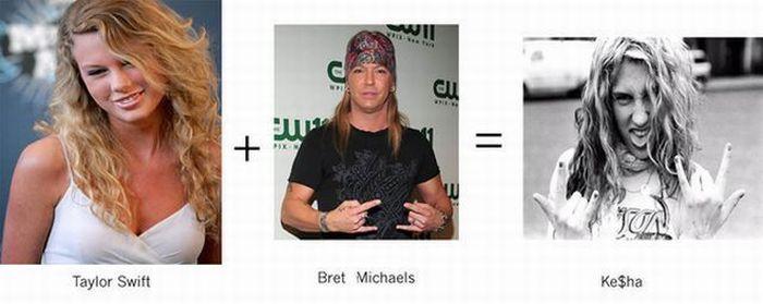 Simple Maths to Make Ke$ha (12 pics)