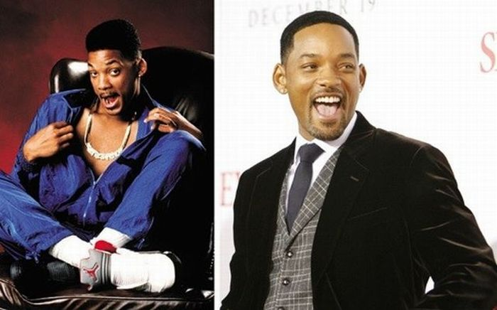 Teen Idols Then and Now (15 pics)
