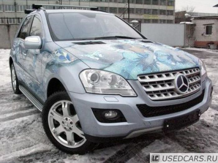 Another Selection of Russian Pimped Cars (24 pics)