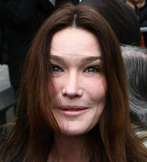 What Happened to Carla Bruni (7 pics)