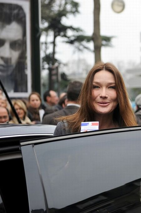 What Happened To Carla Bruni 7 Pics