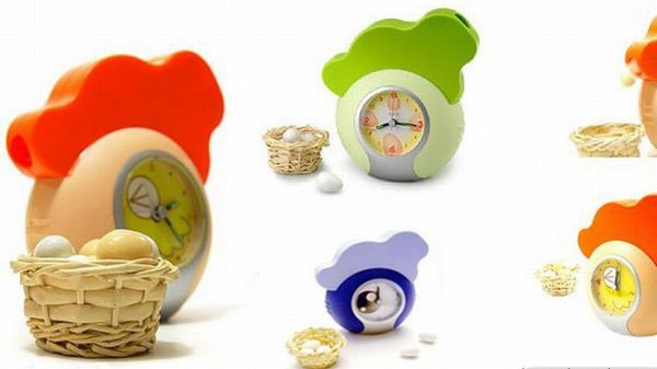 Creative Alarm Clocks (19 pics)