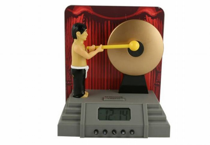 Creative Alarm Clocks (19 pics)