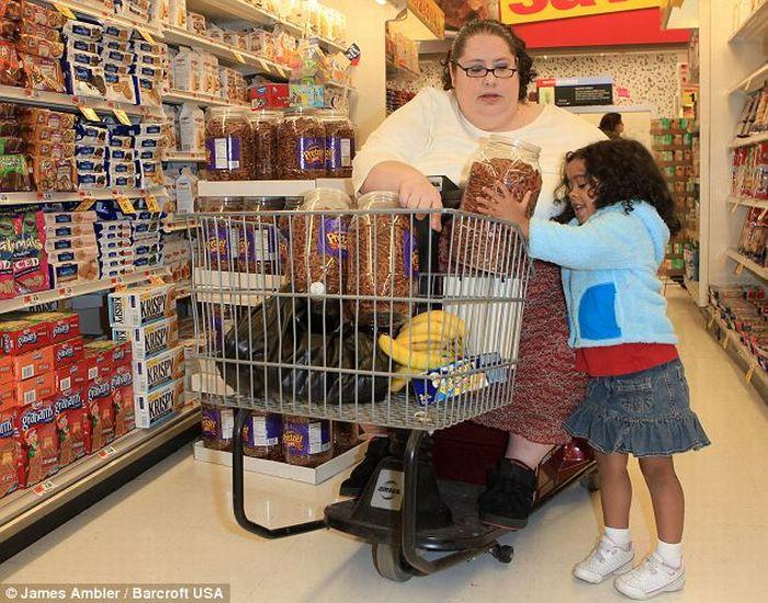 Donna Simpson. Fat is Beautiful? (5 pics)