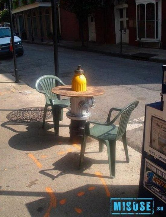 Unusual Use of Ordinary Things (60 pics)