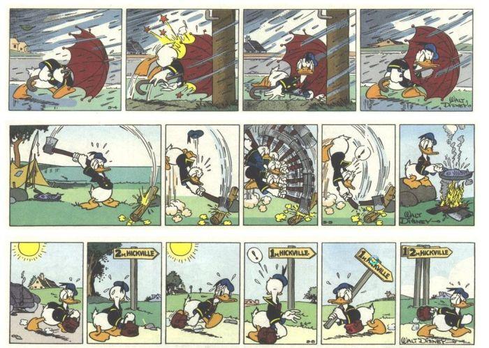 aventuras del pato donald