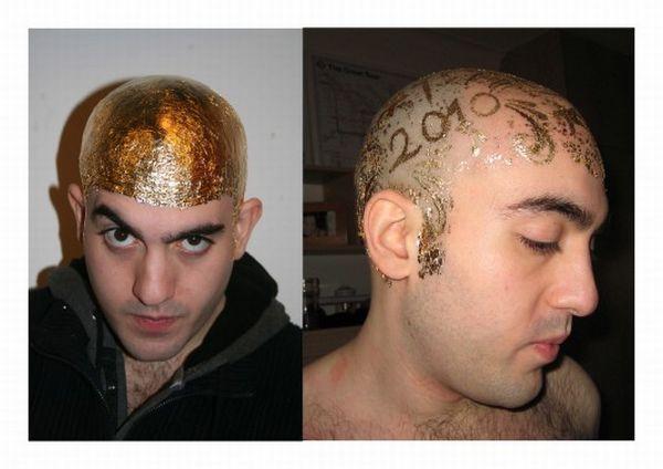 Head Designs (19 pics)