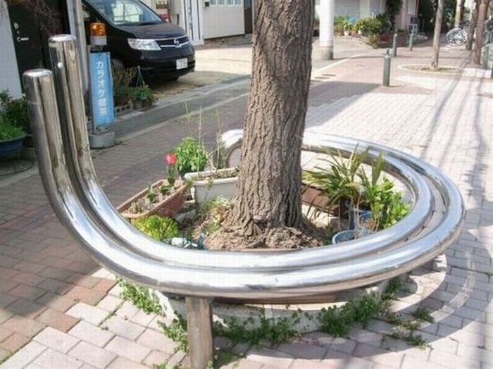 Unusual Benches (25 pics)