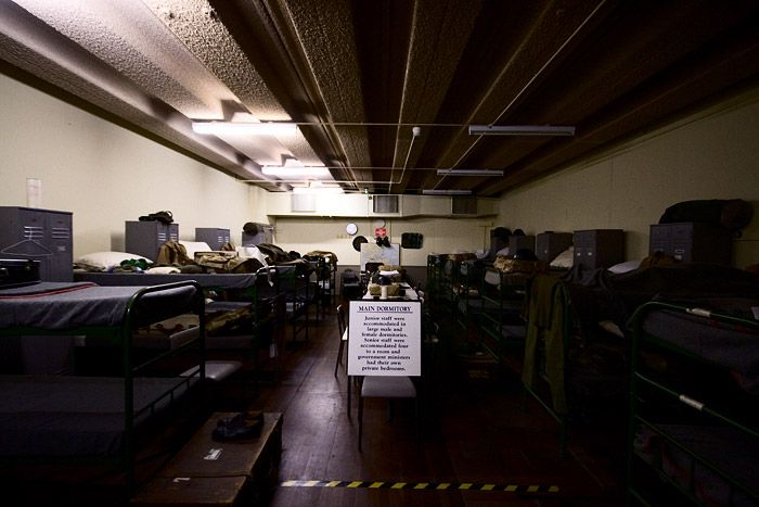 Government  Nuclear Bunker in Scotland (37 pics)