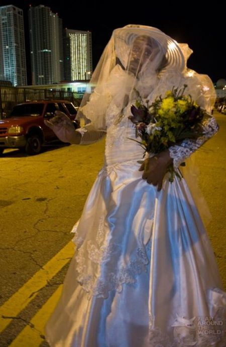 Not my kind of brides... (28 pics)