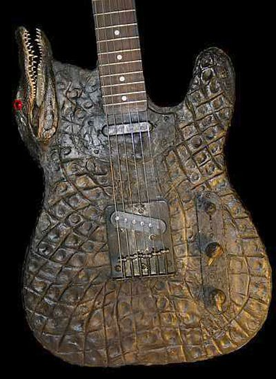 Awesome Guitars (21 pics)