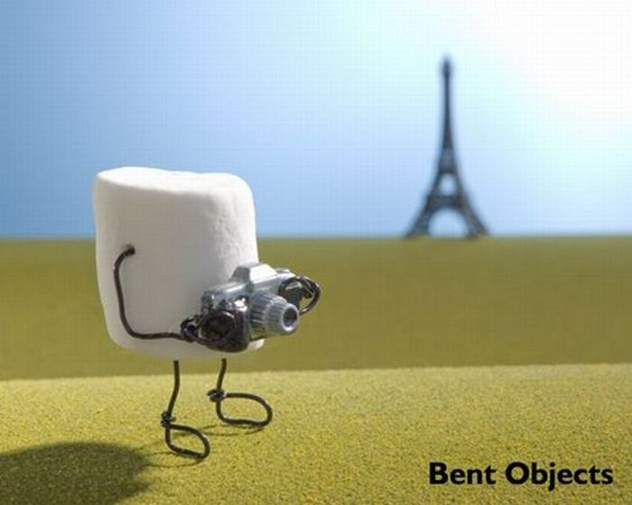 Bent Objects. The Best Of (100 pics)