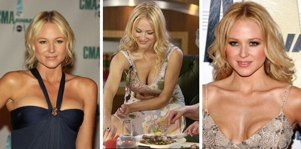 Celebrities Before and After Boob Jobs (15 pics)