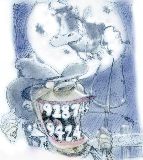 Funny Caricatures (78 pics)