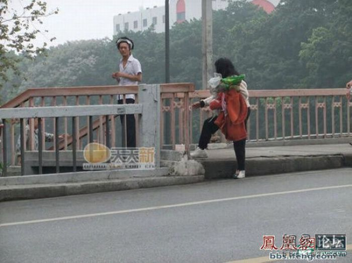 Cheating Beggars. Part 2 (12 pics)