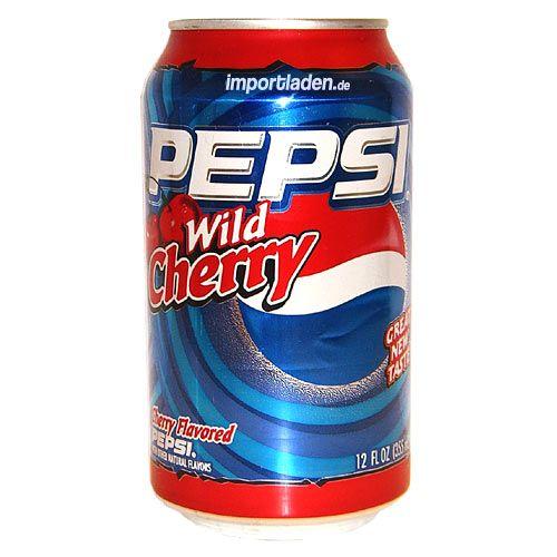 Unusual Pepsi Flavors (36 pics)