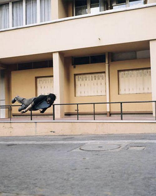 Flying People (24 pics)