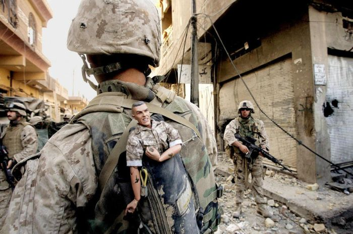 Seven Years of War in Iraq (38 pics)