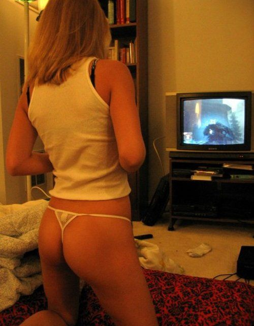 Sexy Game Girls. Part 2 (23 pics)