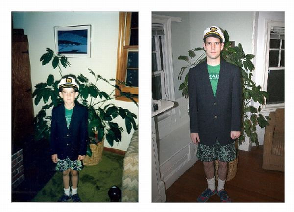 Young Me vs Now Me (50 pics)