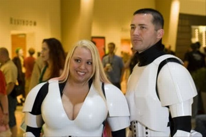 Sexy Startroopers (25 pics)
