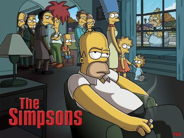 Simpsons Fanart (85 pics)