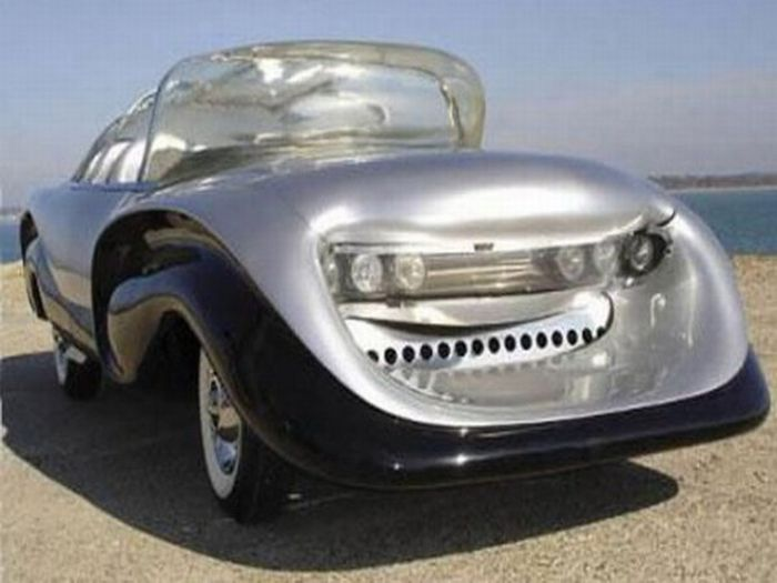 The Worst Car Designs Ever (59 pics)