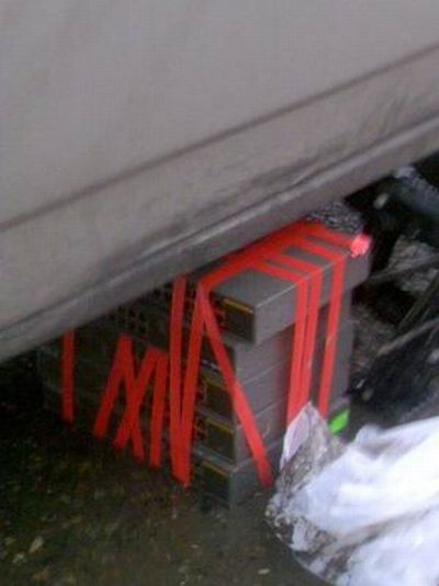 How to Change a Tire Like a System Administrator (2 pics)