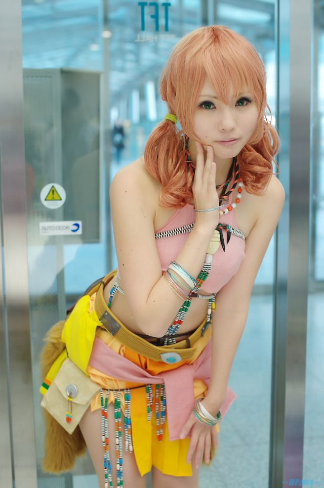 Cute Japanese Cosplayers (65 pics)