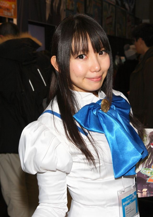 Cute Japanese Cosplayers 65 Pics-3003