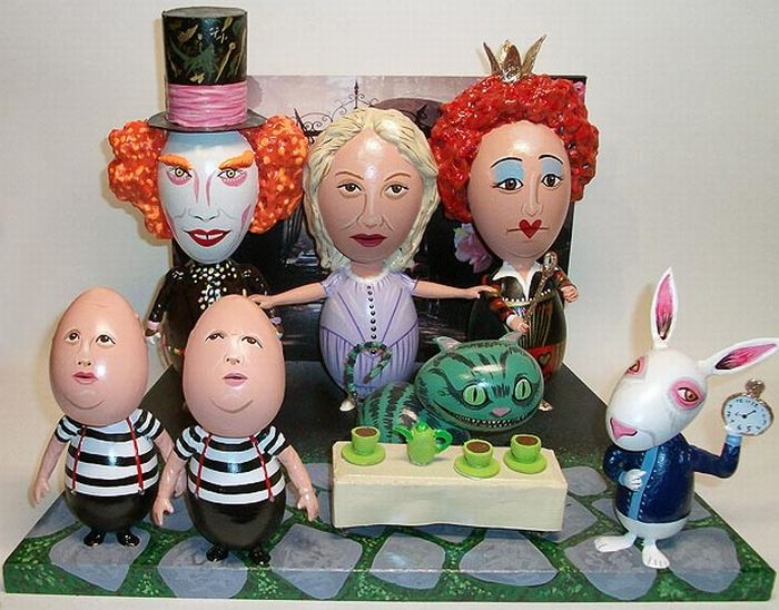 Easter Egg Celebrities (20 pics)