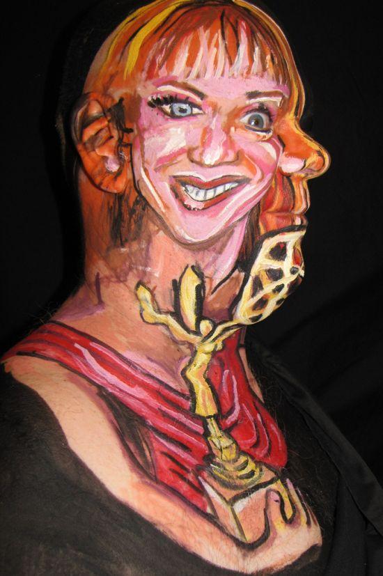 Great Head Art by James  Kuhn (122 pics)