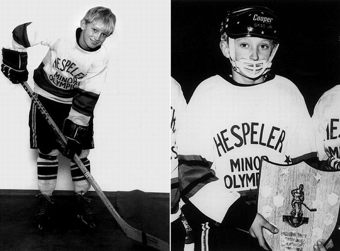 Rare Photos of Wayne Gretzky (20 pics)