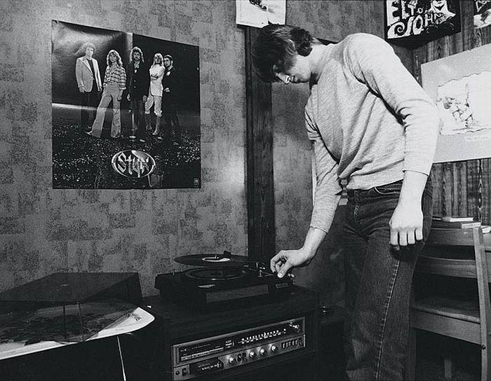 Rare Photos of Wayne Gretzky (20 pics)
