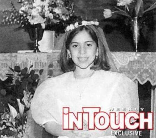 Young Lady Gaga (43 pics)