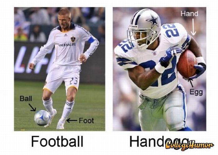 Football Madness (27 pics)