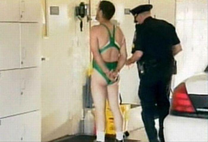 Funny Arrests (20 pics)