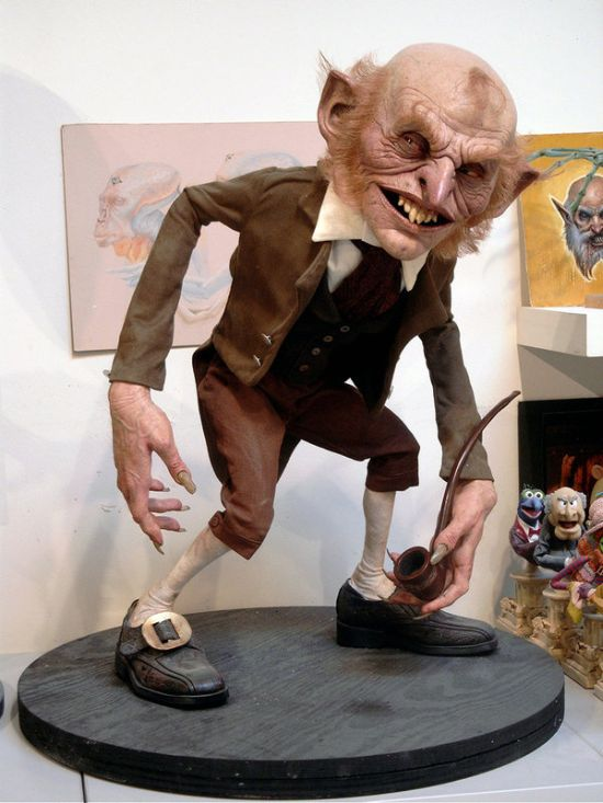 Stunning Sculptures of Fictional Characters (36 pics)