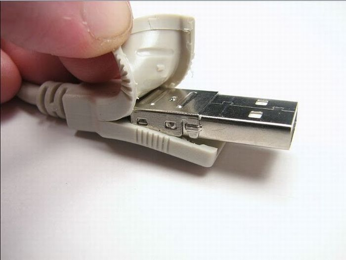 How to Make an Unusual USB-stick (28 pics)
