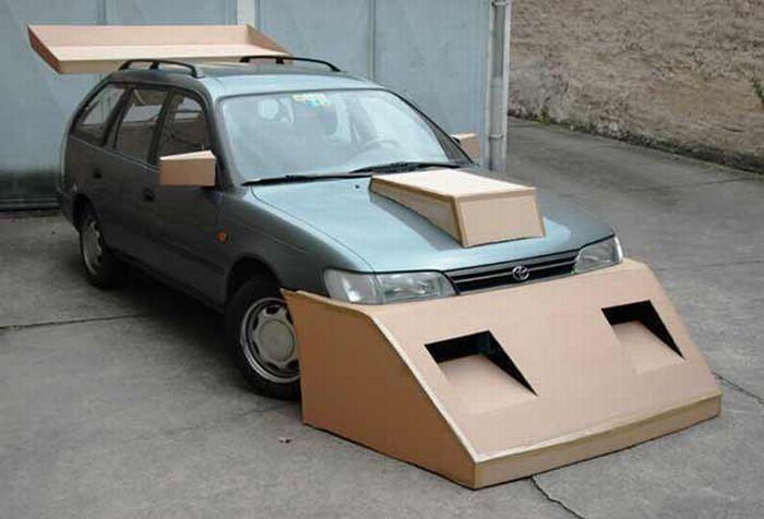 Crazy Car Mods (28 pics)