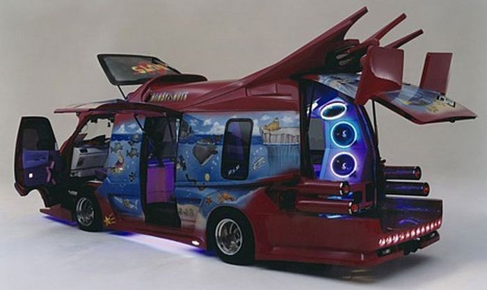 Crazy Car Mods (28 pics)