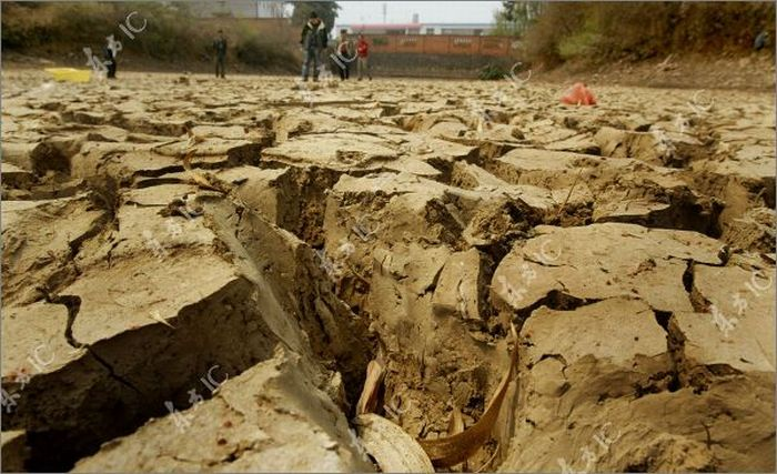 Drought in China (36 pics)